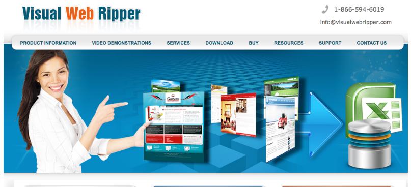Visual Web Ripper скачать - фото 9